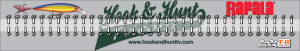 Hook and Hunt F&H 6''x36'' Custom HawgTape 03-05-15