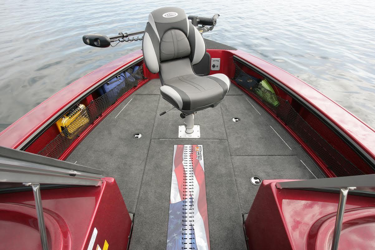 All Black CarpetFloor HawgTape Decal Fish Measuring Tape Kayak - Decals for boat carpet