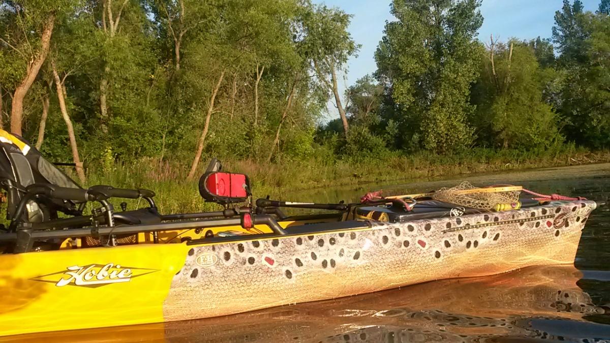 Gallery Fish Measuring Tape Kayak Wraps Amp Graphics